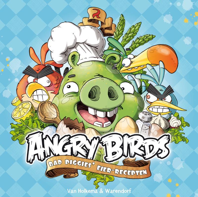 Angry Birds Bad piggies eierrecepten