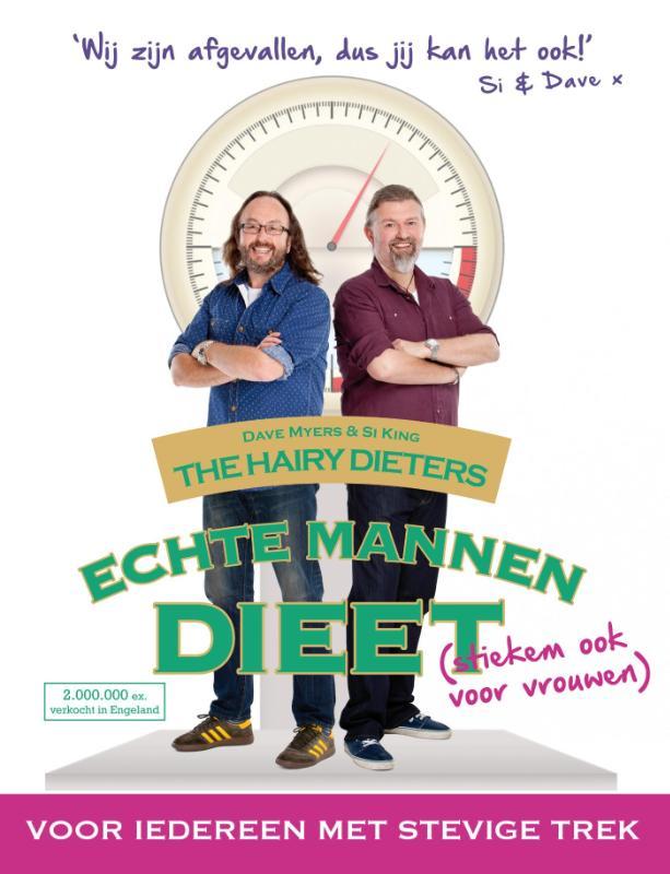 The hairy dieters : echte mannen dieet (stiekem ook voor vrouwen)