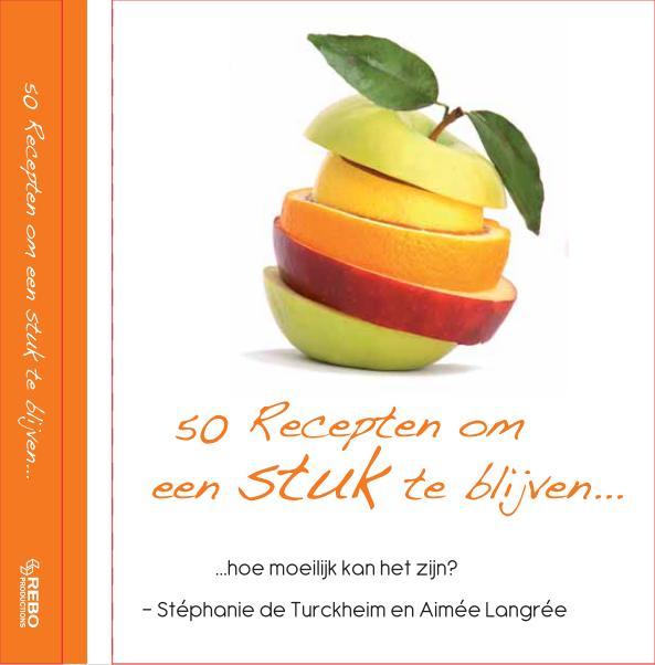 50 recepten om een stuk te blijven…