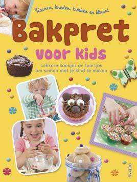 Bakpret voor kids