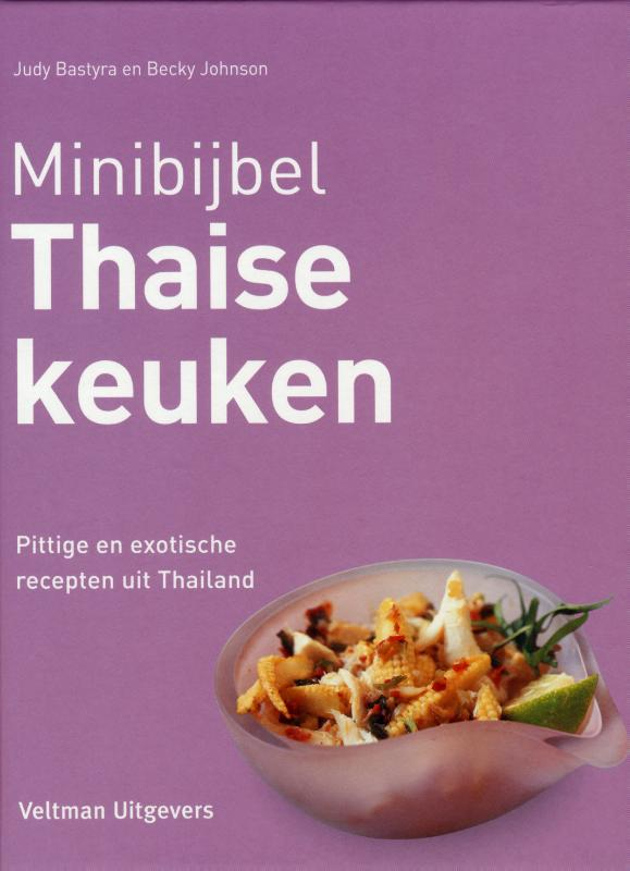 Minibijbel Thaise keuken