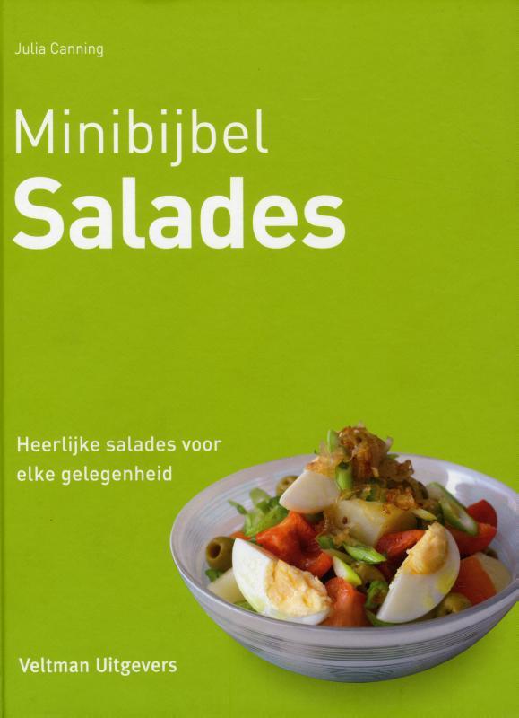 Minibijbel salades