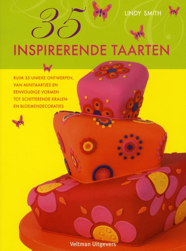 35 inspirerende taarten