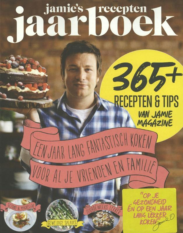Jamies recepten jaarboek