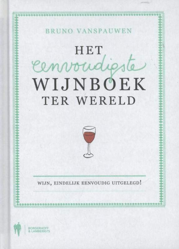 Het eenvoudigste wijnboek ter wereld