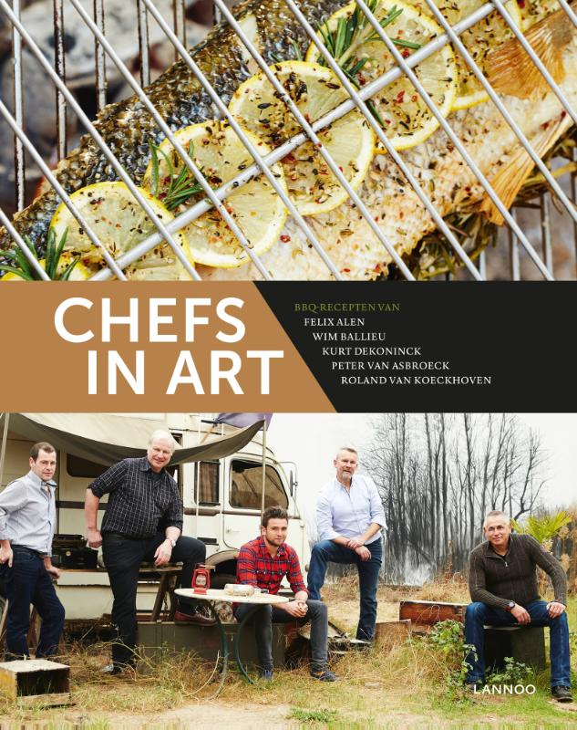 Chefs in art (E-boek – ePub formaat)