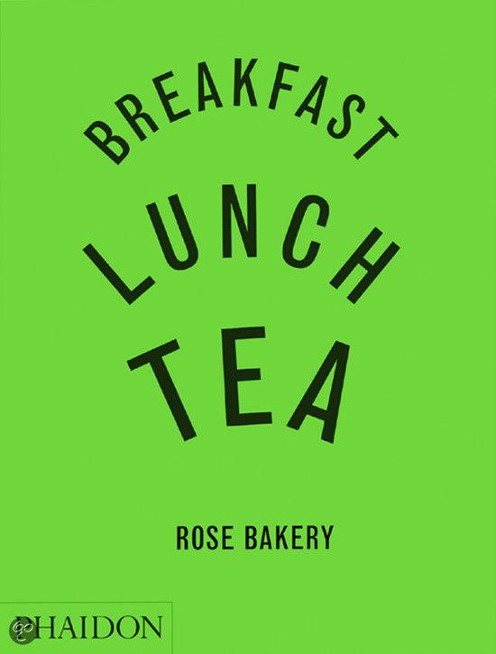 Breakfast Lunch Tea