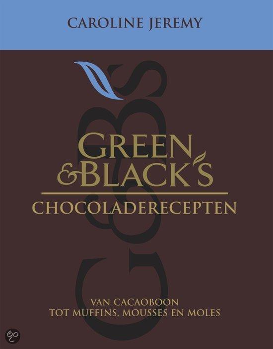Green & Black's chocolade recepten