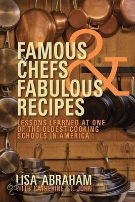 Famous chefs and fabulous recipes