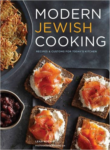 Modern Jewish cooking: Recipes & customes for today's kitchen