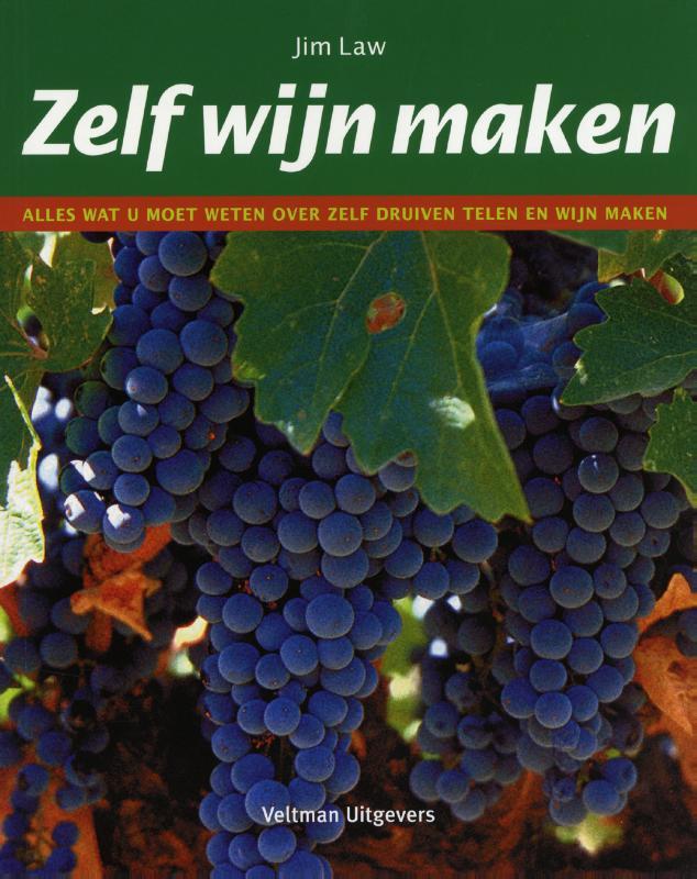 Zelf wijn maken