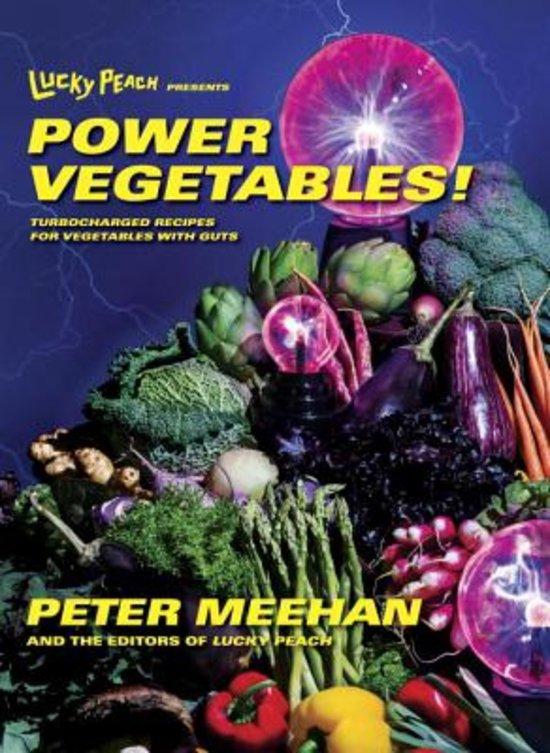 Power Vegetables