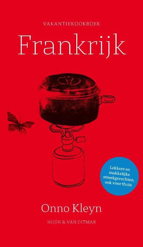 Vakantiekookboek Frankrijk