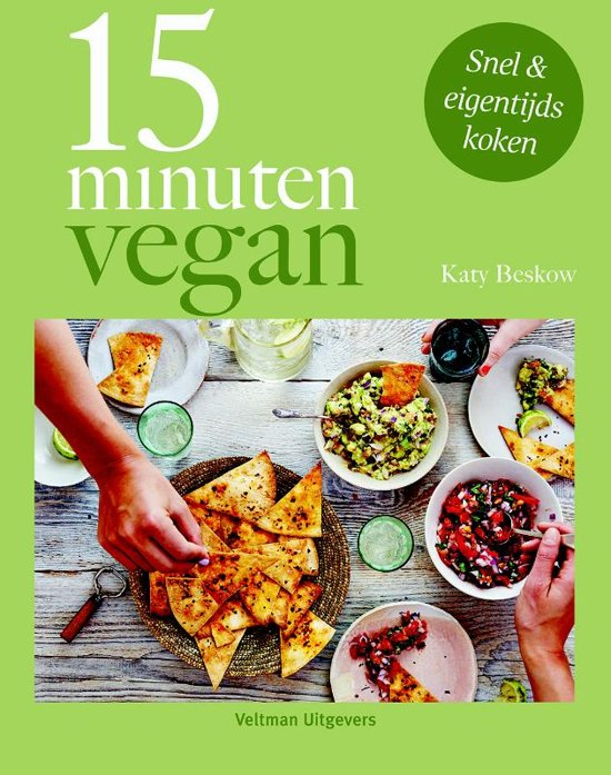 15 minuten Vegan