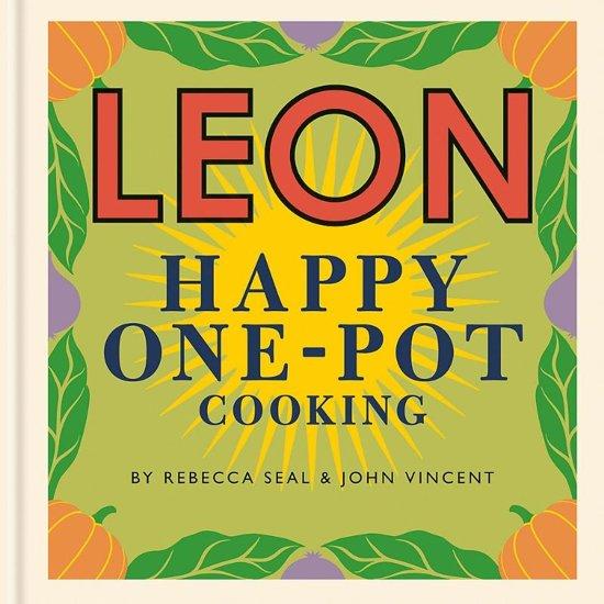 Leon, Happy One-Pot Cooking
