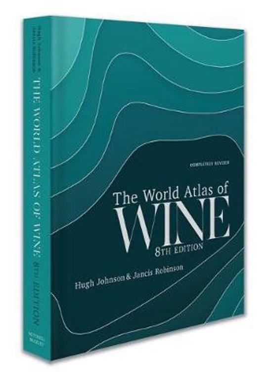 World Atlas Of Wine (8th edition)