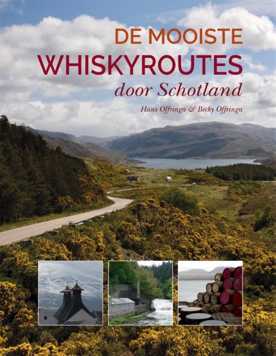 Mooiste Whiskyroutes door Schotland